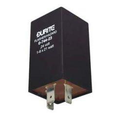 0-744-23 – Flasher/Hazard Unit 1-6 x 21 watt 24 volt  – Qty. 1