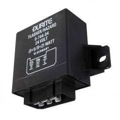 0-744-54 – Flasher/Hazard Unit 3+1/8 x 21 watt 24 volt  – Qty. 1