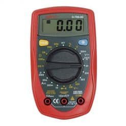 0-798-00 – Multimeter Digital Hand Held with Temperature  – Qty. 1