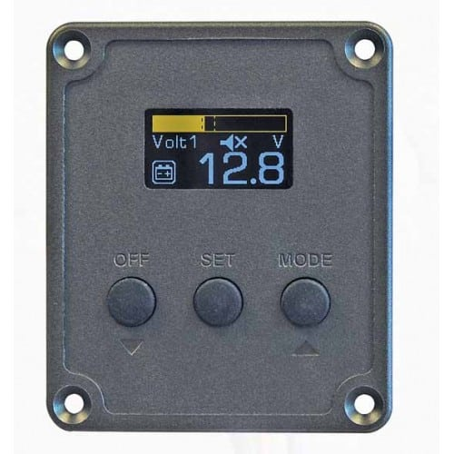 0-852-00 – Dual Battery Voltage Monitor 12/24 volt  – Qty. 1
