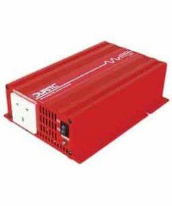 0-857-01 – Inverter Sine Wave 12 volts DC to 230 volts AC 125 watt  – Qty. 1