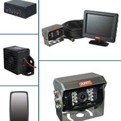 CCTV Kits, Reversing Aids & Accessories