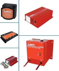 Inverters, Converters & Charging