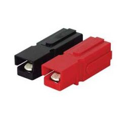 0-014-51 – Power Connector Black 1 way 75 amp – Qty. 2