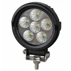0-420-65 – Work Lamp 6 x LED 12/24 volt  – Qty. 1