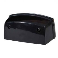 0-453-50 – Lamp Number Plate Black  – Qty. 1