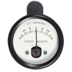 0-534-30 – Ammeter Clip-on Induction 30-0-30 amp  – Qty. 1
