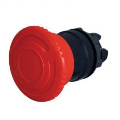 0-657-37 – Push Button Latching Red  – Qty. 1