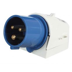 0-684-66 – Plug Surface Mounted 16 amp 230 Volts  – Qty. 1