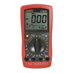 0-798-60 – Multimeter Digital Automotive Hand Held  – Qty. 1