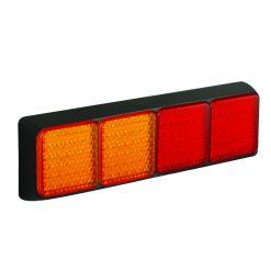 100BAARRME - 2 x Stop/Tail, 2 x Indicator Rear Lamp