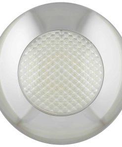 143120C24 - Interior Lamp - 120 SMD LED's Chrome Base (24v)