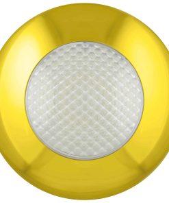 143120G12 - Interior Lamp - 120 SMD LED's Gold Base (12v)