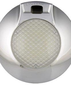 143ILC12 - Interior Lamp w/ on/off switch - 120 LED's Chrome Base