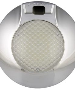 143ILC24 - Interior Lamp w/ on/off switch - 120 LED's Chrome Base