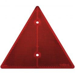 155RR - Red Triangle Reflector