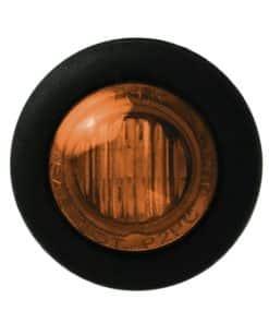 181AME2P - Amber Side Marker Lamp, 2 Pin Female Terminal - 12/24V