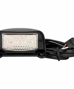 35BLME2P - Licence Plate Lamp with 2 Pin Plugs
