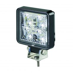 7312BM - Small Square Work Lamp & R23 Reverse Lamp - 12/24v