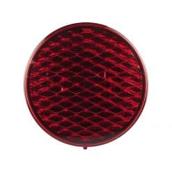 82R - 80mm Round Stop/Tail Lamp - 12v