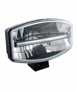 DL245 - 9 Inch Rectangular Driving Lamp R112 & R7 Approved